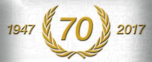 1947 - 2017 TALL